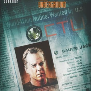 Where Has Bauer Been? IDW Knows – 24: Underground Starts In April