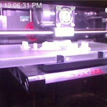 Would You Spent Fourteen Hours Watching A 3D Cerebus Being Printed?