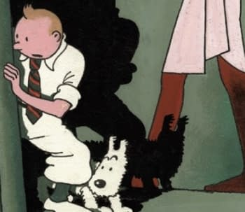 Casterman To Publish Herges Missing Tintin Comic The Thermozéro