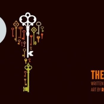 Grant Morrison And Rian Hughes' The Key – A New Comic From The BBC