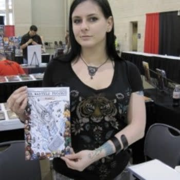 Comic Book Creators, Look After Your Hands, From Raven Gregory And Nei Ruffino