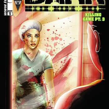 The Killing Game Continues &#8211 Preview Of Voice In The Dark #5