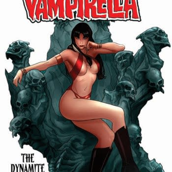 Dynamite Entertainment Solicitations For June – 33 Listings And A Boat Load Of Art