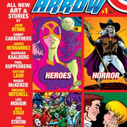 The Charlton Arrow – A Tribute To Charlton Comics