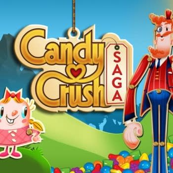 Candy Crushed Saga – Fail to the King