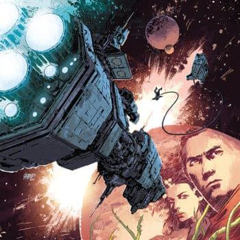 Deep Gravity And Pop From Dark Horse Comics