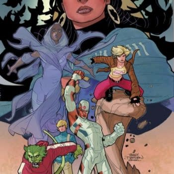 Teen Titans Earth One By Jeff Lemire And Terry Dodson