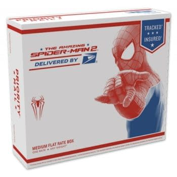 The Spider-Man USPS Postal Boxes – And The Stan Lee TV Ad To Match
