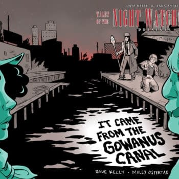 MoCCA Fest Previews: It Came From The Gowanus Canal And Invisible Wounds From So What? Press