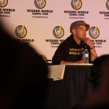 'Screw That Hyundai' – The Walking Dead's Jon Bernthal Dissects Shane's Psyche at Wizard World Sacramento Comic Con