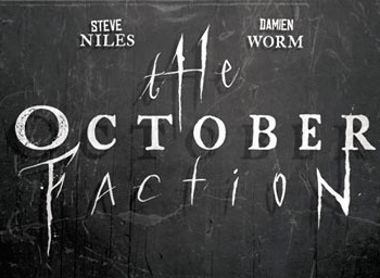 That 70s Foe: IDWs The October Faction Is Coming From Steve Niles And Damien Hall