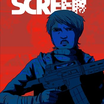 Preview New Creator Owned Comic Kill Screen – It'll Leave You Pixellated
