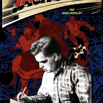 Tuesday Morning Runaround – The Size Of Jack Kirby's Life