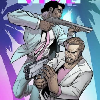 You Still Have Those Pastel Suits? Miami Vice Goes Digital