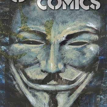 The Occupy Comics Collection Arrived Today – With a Bonus Comic By Amanda Palmer And David Mack