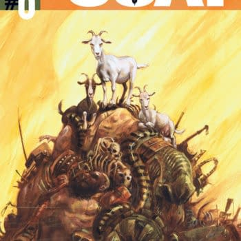 Are Heroes Born… Or Are They Bred? Preview Of Quantum And Woody: Goat And Archer & Armstrong