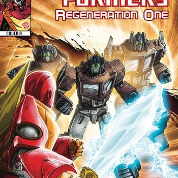 Talking With Simon Furman About The Final Chapter of Transformers: ReGeneration One