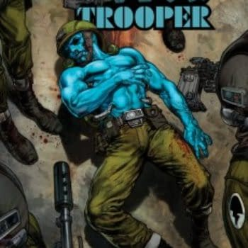 Rogue Trooper On Hold At IDW, Full Speed Ahead At 2000AD