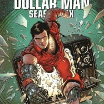 Things To Do In Maryland Today If You Like Comics – Six Million Dollar Man Edition