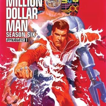 Extended Look At The Six Million Dollar Man And Red Team 7 Out Tomorrow