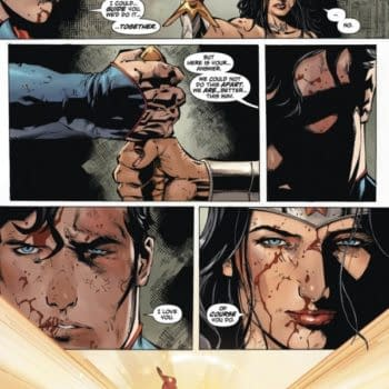 Today's Comics In Love – I Blame Superman/Wonder Woman For ARGUS, Rogues' Rebellion, Teen Titans, Uncanny Avengers And All-New X-Factor