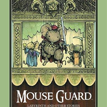 Mouse Guard HC Heavily Allocated For Free Comic Book Day