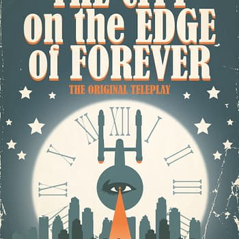 The City On The Edge Of Forever Comes To Comics