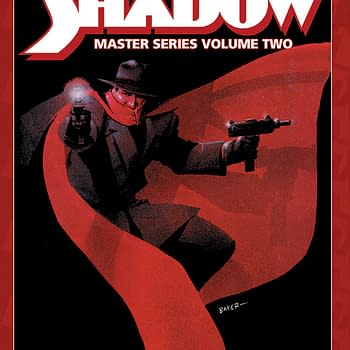 The Shadow Masters Series &#8211 Dynamite Expands Shadow Publishing Program