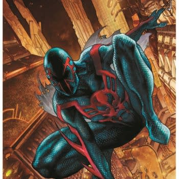Peter David Returns To Spider-Man 2099. All Official This Time.