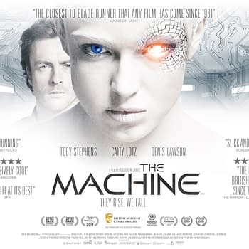 5 Things About The Machine