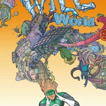 Unsung Masterpieces:  Exploring Willworld with J.M. DeMatteis
