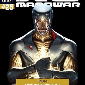 First Look: X-O Manowar #25 Adds Cary Nord Tom Fowler Andy Runton And More