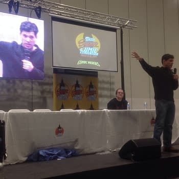 Max Brooks On Our Anxiety-Ridden Decade of Zombies At London Super Comic Con
