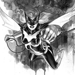 Late Night Fun – J H Williams Original Design Sheets For Batwoman