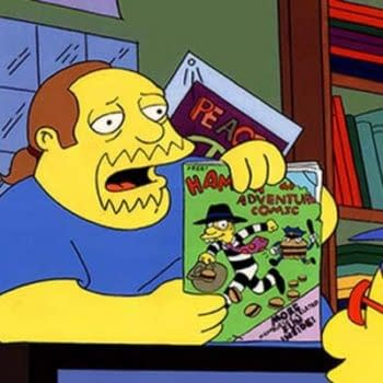 Comic Store In Your Future – Becoming The Comic Book Guy From The Simpsons