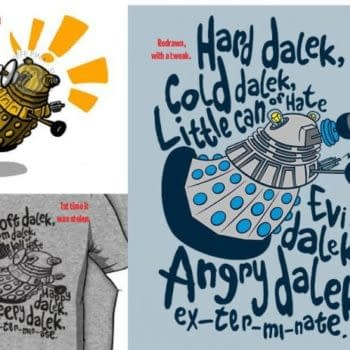 Angry Dalek No Longer Welcome At Phoenix Comic Con
