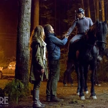 Three New Behind The Scenes Images From Dawn Of The Planet Of The Apes