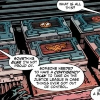 In The DC Universe, Edward Snowden Would Be Exposing Batman