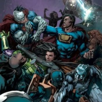 Now Forever Evil #7 And Nightwing #30 Slip To The End Of May