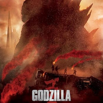 Another View Of Godzilla On New Poster For Gareth Edwards Reboot