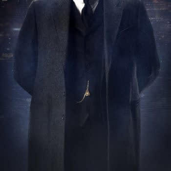 First Official Look At Sean Pertwee As Gotham's Alfred