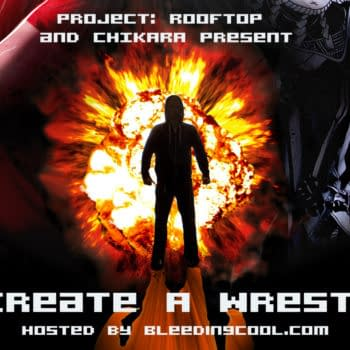 Re-Create A Wrestler As A Superhero Or Villain In Bleeding Cool's Contest With Project: Rooftop And CHIKARA
