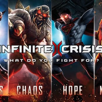 Calling All MOBA Players – Infinite Crisis Now An Open Beta