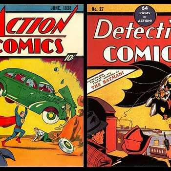 Batman Vs. Superman: Golden Age Duality During the Great Depression