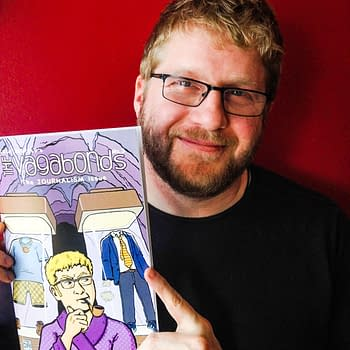 Josh Neufeld Joins Hang Dai Editions Brings Comics Journalism The Vagabonds To MoCCA Fest