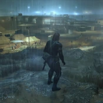 Metal Gear Solid V: Ground Zeroes Free Next Month On PlayStation Plus