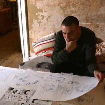 More Clips And Images From Tonight's Frank Quitely Documentary