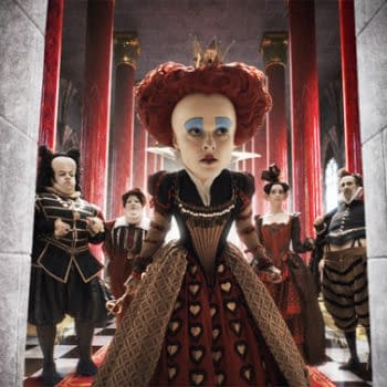 Helena Bonham Carter Returning As The Red Queen In Alice In Wonderland Sequel Through The Looking Glass
