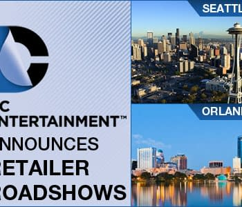 DC Announces Two New Retailer Roadshows For March One In Orlando One In Seattle
