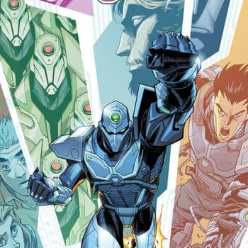 Tech Jacket, The New Ongoing Series From Skybound